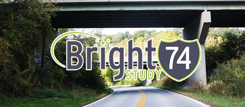 An image link to the Bright 74 Study