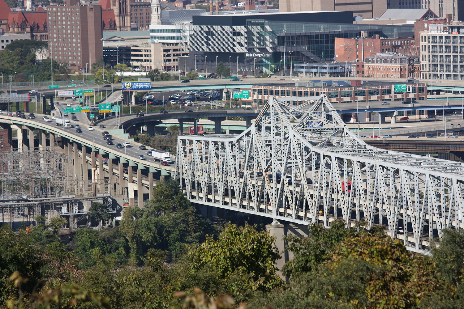 Statement from Mark Policinski regarding safety analysis of  Brent Spence Bridge