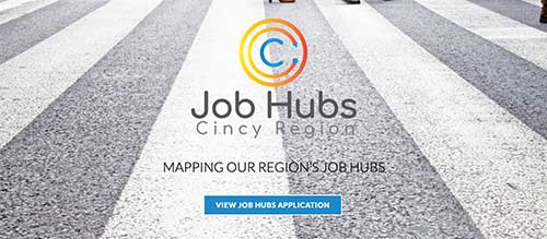 A link to the Job Hubs Website