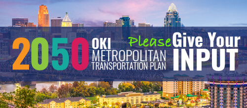 Take the OKI 2050 Metropolitan Transportation Survey