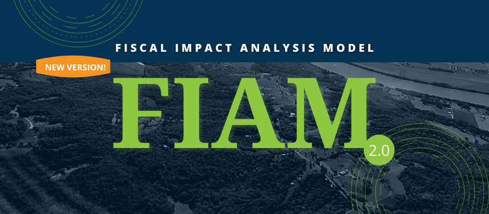 Learn About the Fiscal Impact Analysis Model